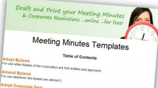 Corporate-meeting-minute-templates