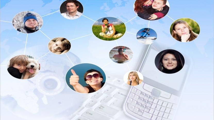 components for social media