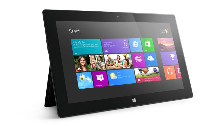 Microsoft Surface RT price drop