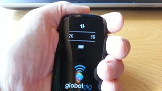Globalgig Mobile Broadband device