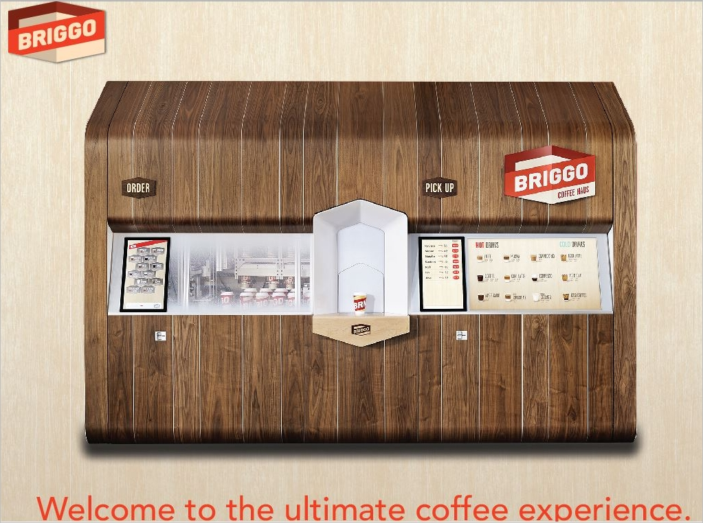 Briggo Coffee App Will Change Your Morning Routine Small Business Trends