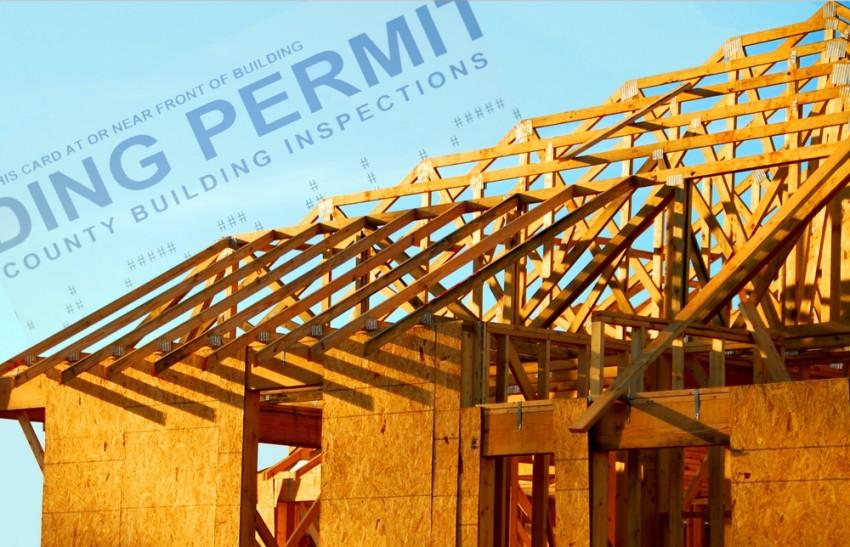 building permit concept