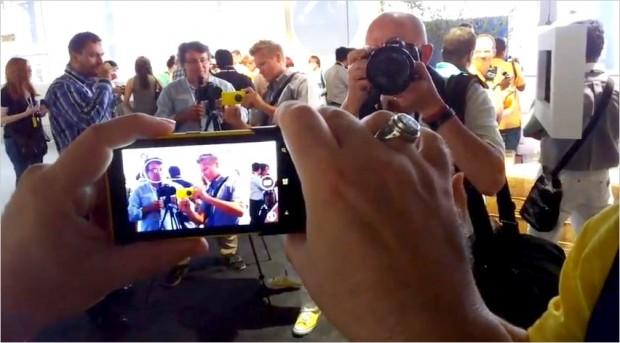 google glass taking video
