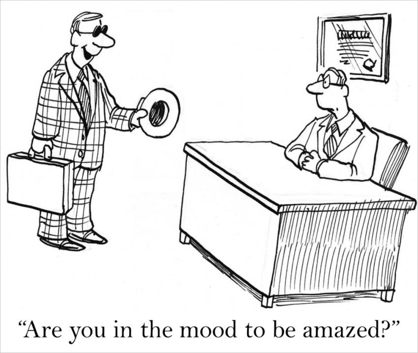 sales hyperbole