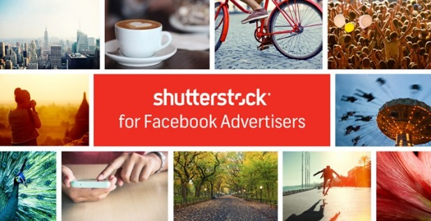 Shutterstock Facebook images deal