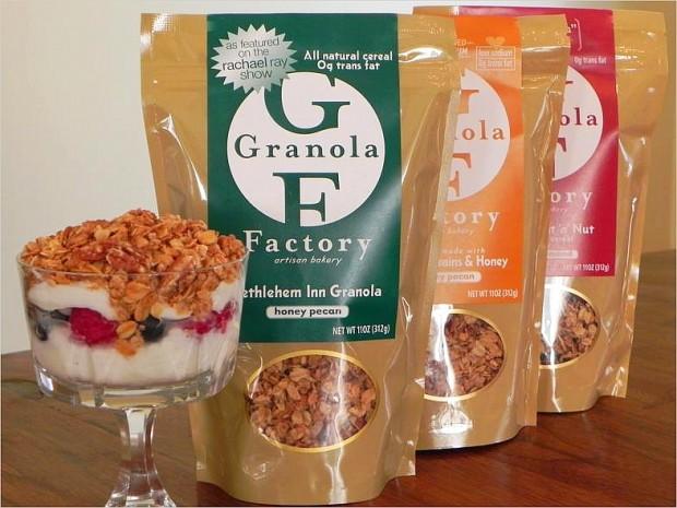 granola factory