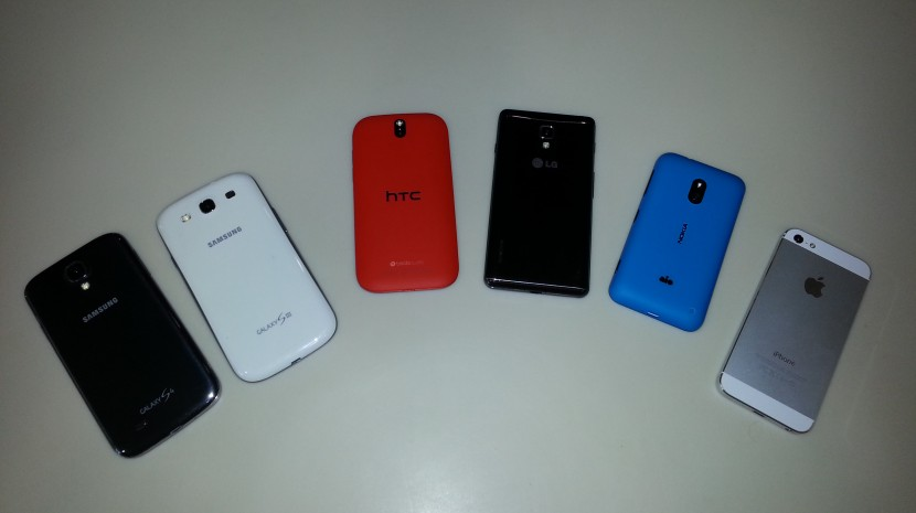 cell phone comparison review