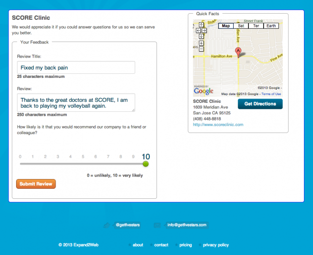 Net promoter scores - how to get positive customer reviews