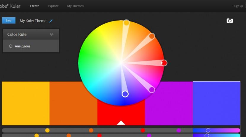 Innovator post _Adobe Kuler