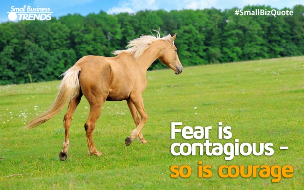 Fear is Contagious