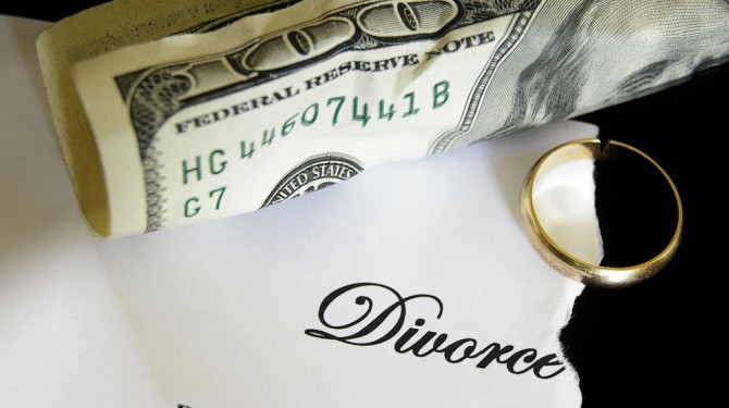 Divorce affecting small businesses