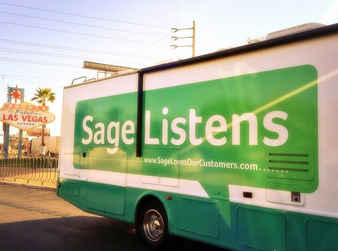 7 Lessons About Customer Service ... From the Sage Listens Tour - Small Business Trends