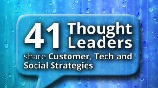 41 Thought leaders