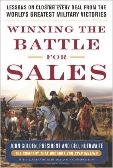 winning the battle for sales