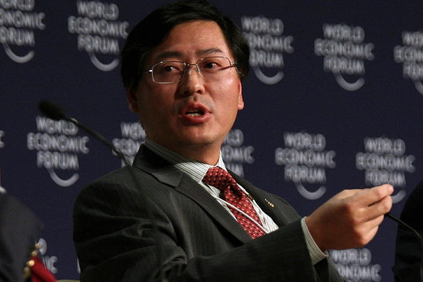Yang Yuanqing - profit sharing