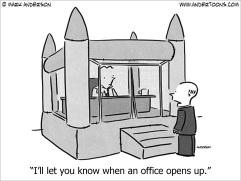 business startup cartoon