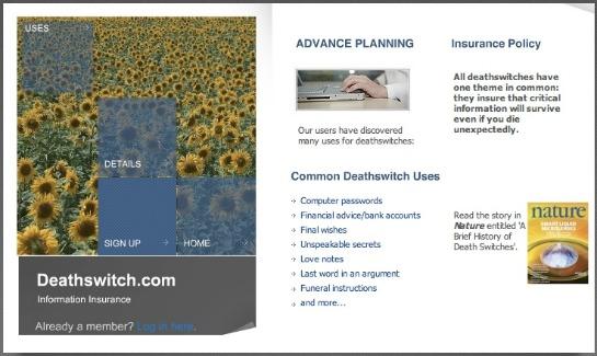 digital afterlife services