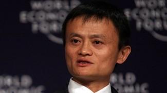 Jack Ma, head of Alibaba