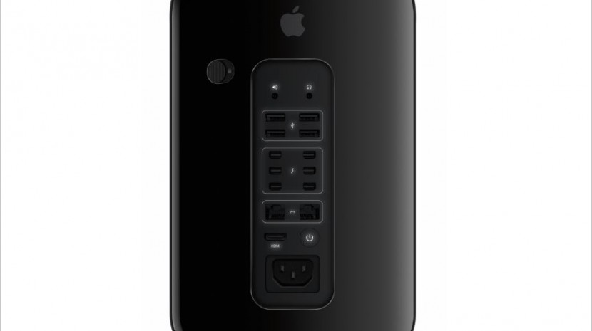 The Cylindrical, Powerful New Mac Pro Carries a Hefty Price Tag