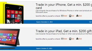 microsoft trade in