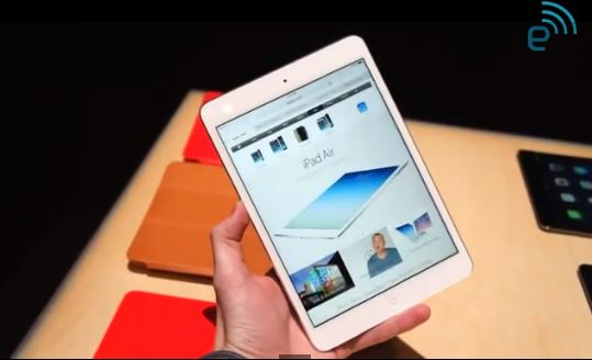 New Apple iPad Mini Will be Here for the Holidays