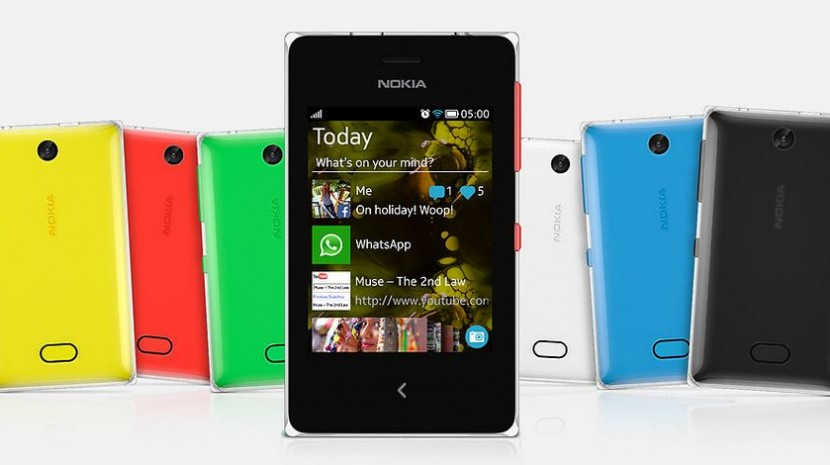 Nokia Introduces Asha Smartphones Beginning at Just $69
