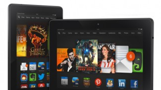 Kindle Fire HDX 7 and 8.9