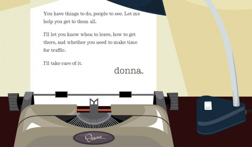 donna moss iphone