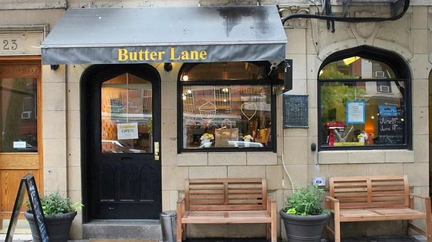 butter lane bakery