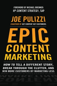 Build you content marketing strategy with Epic content Marketing