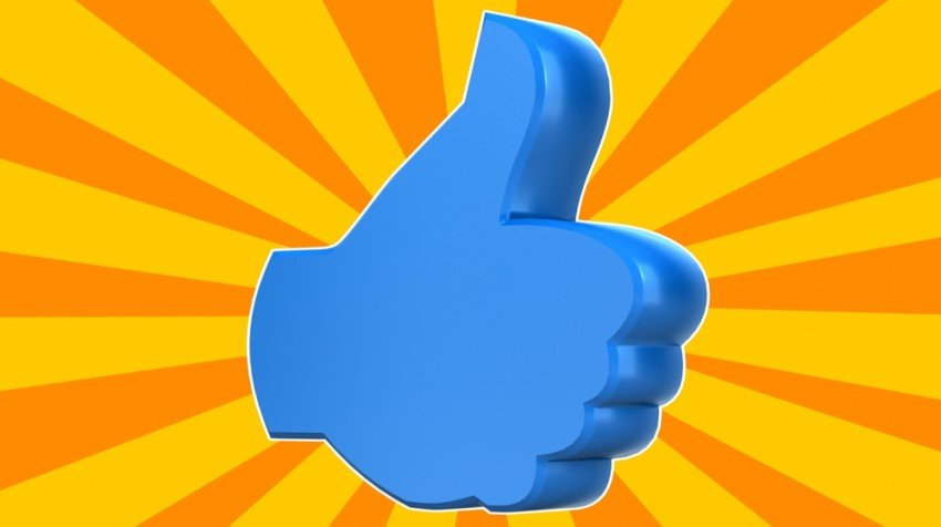 Facebook starred reviews