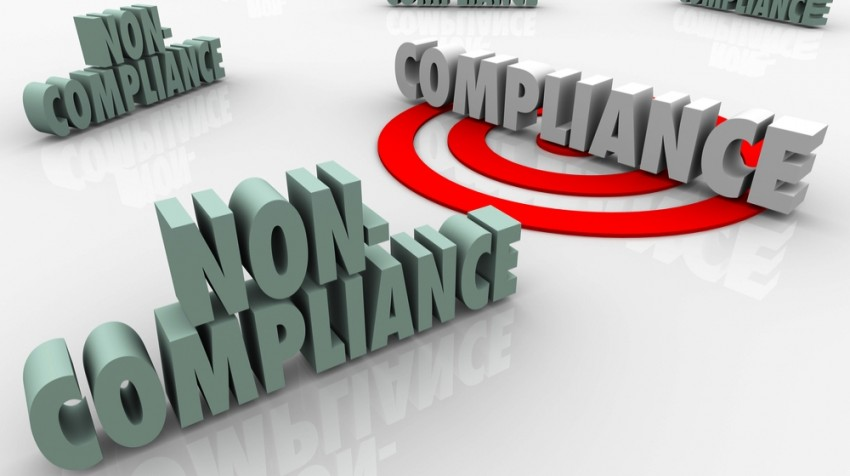 reinstate a non-compliant business