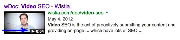 Video Schema versus Authorship Markup