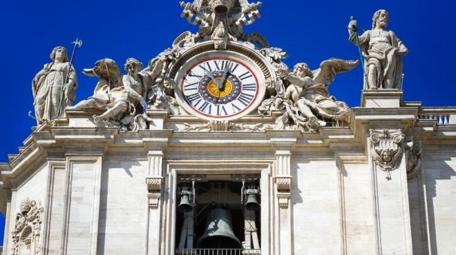 st. peter's basilica bell vatican
