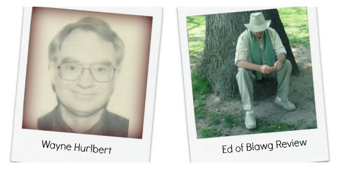 what happens when a blogger dies