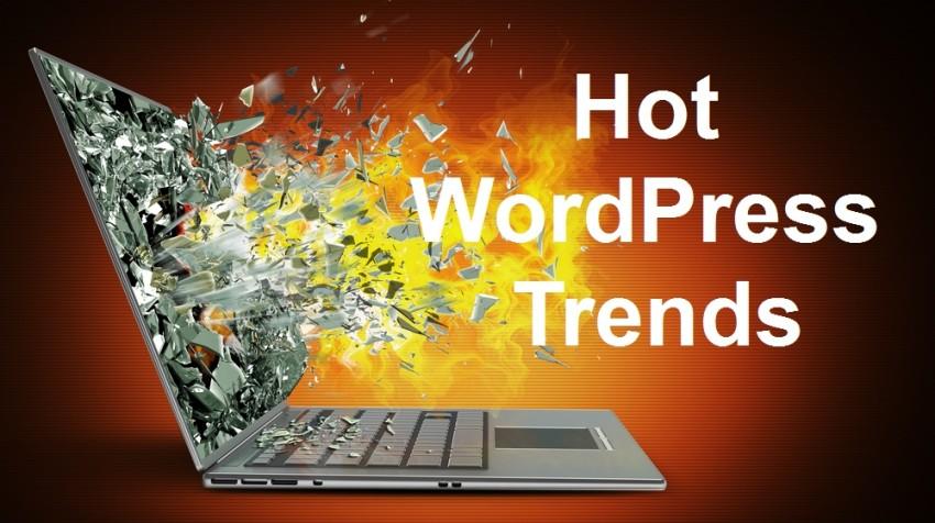 2014 wordpress website trends