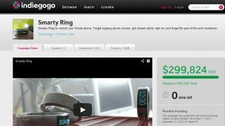 Smarty Ring