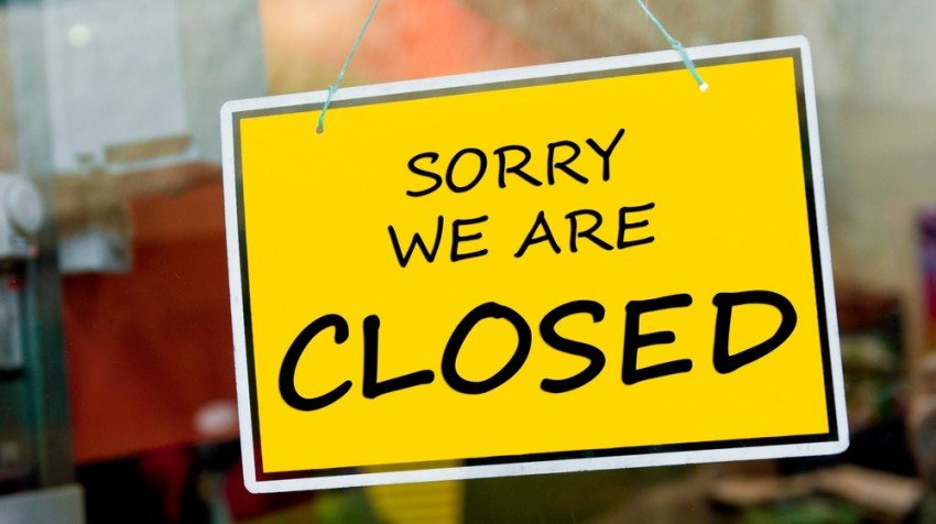how to close an inactive business