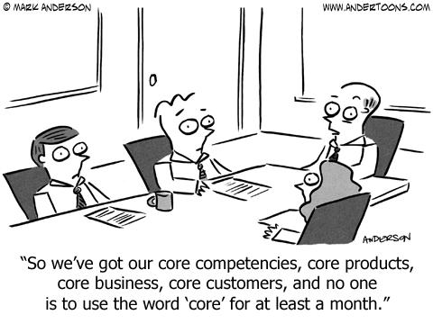 core competencies cartoon