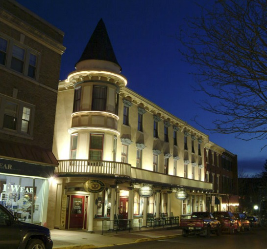 [Photo: doylestowninn.com]