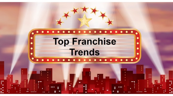 franchise trends for 2014