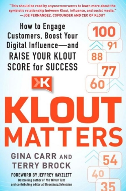 klout matters
