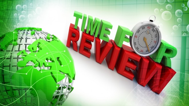 new year business review