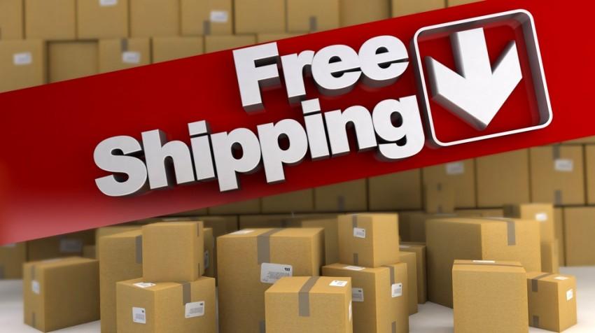 use free shipping