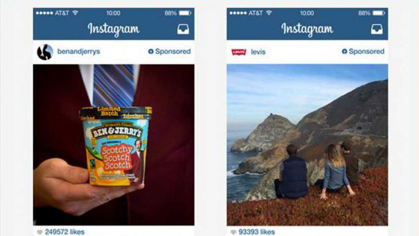 Instagram Sponsored AdsEdit