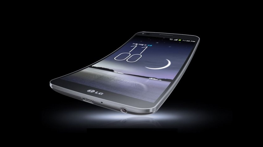 curved smartphones