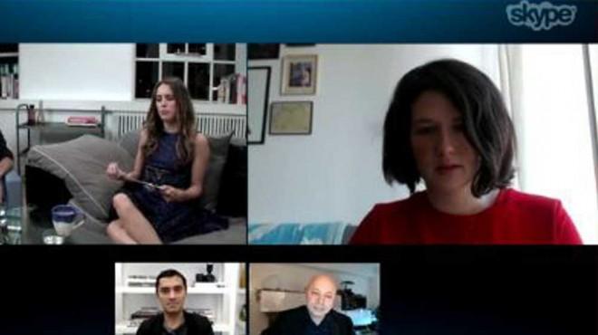 Skype ConferenceEdit