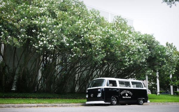 Couple Turns VW Bus Restoration Into a Unique Business Venture