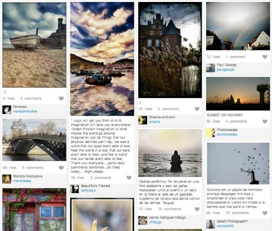 social media communities of interest