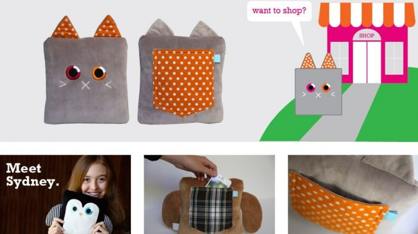 14-Year-Old Entrepreneur Founds Pillow Startup, Becomes Chief Cuteness Officer